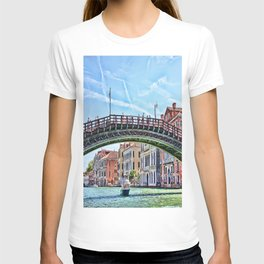 The Grand Canal Venice Italy T-shirt
