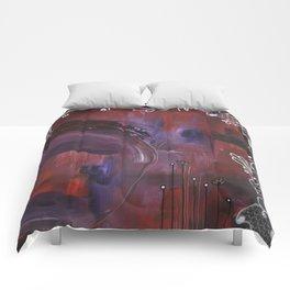 Black Velvet Comforters