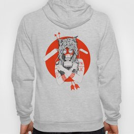 Lady of the Wild Hoody