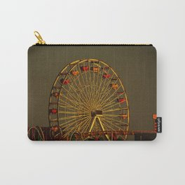 Pacific Park at sunset Carry-All Pouch