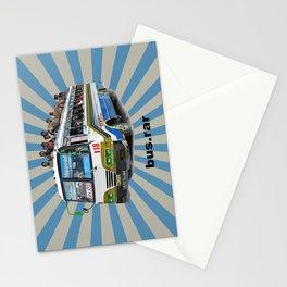 bus dot rar Stationery Cards