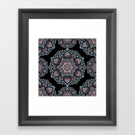 Mystic Dreams Night Framed Art Print