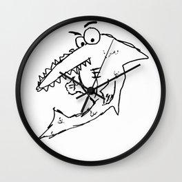 Sea Saw Wall Clock