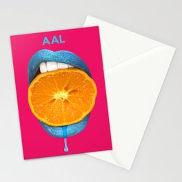 mouth Stationery Cards