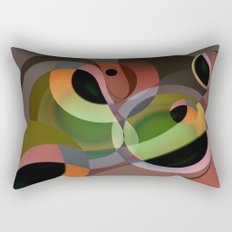 Warm Wind Waning Rectangular Pillow