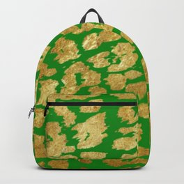 Gold Speckled Spring Backpack