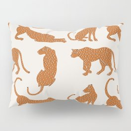 Leopard Block Party Pillow Sham