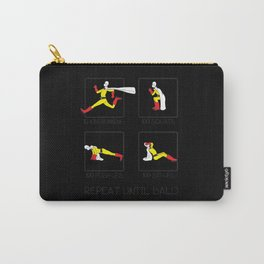 One Punch Man Workout Carry-All Pouch