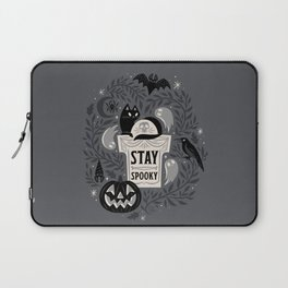 Stay Spooky Laptop Sleeve