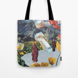 The Way to Nirvana Tote Bag