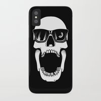 toothless iPhone & iPod Cases featuring Toothless by Magnus Snickars