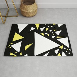 Triangles 3 Rug