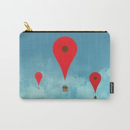 Google balloon Carry-All Pouch