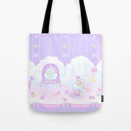 Lucky Star Dreamland Tote Bag