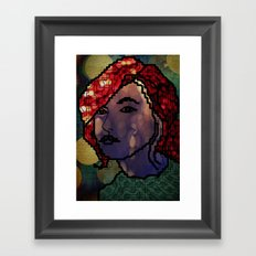 114. Framed Art Print