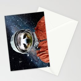 Astronaut Sloth Stationery Cards