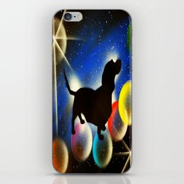 Bubbles the Dachshund  iPhone Skin