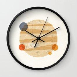 Jupiter I Wall Clock