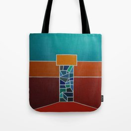 """Temple"" Tote Bag"