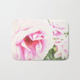 Pretty in Pink Bath Mat