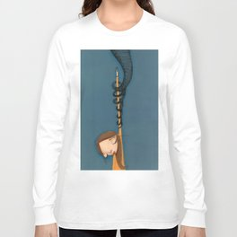drowned in Liquid  Long Sleeve T-shirt