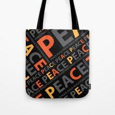 Peace....no more wars Tote Bag