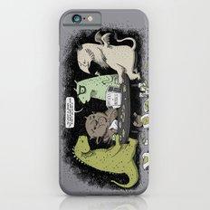 Monsters Love RPGs Slim Case iPhone 6s