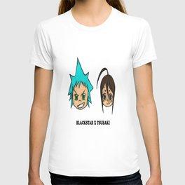 BLACKSTAR X TSUBAKI T-shirt