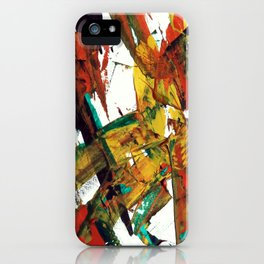 Fight iPhone Case