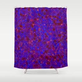 effervescence 3 Shower Curtain