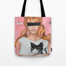 Here Kitty Kitty Tote Bag