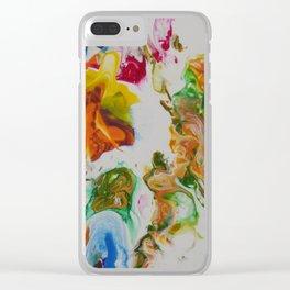 Subcut 1 Clear iPhone Case