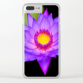 Water Lily in Ho Chi Minh City Clear iPhone Case
