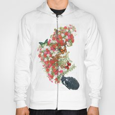 Make love not war - by Ashley Rose Standish Hoody