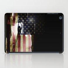 Casting Long Shadows iPad Case