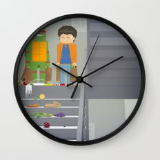 The Nick Yorkers in October Wall Clock