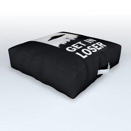 Get In Loser Outdoor Floor Cushion