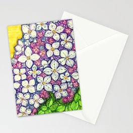Lilacs for Sally Stationery Cards