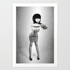 Nikita Art Print