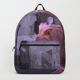 Searching the Beauty. African Invasion Backpack