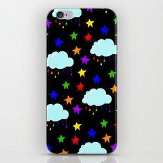 I wish it could rain colors iPhone & iPod Skin