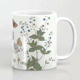 The fragility of living - botanical illustration Coffee Mug