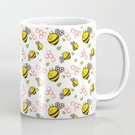 Cuddly Bees and Hives Coffee Mug