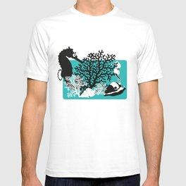 Rencontre et coquillages T-shirt
