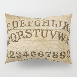 Ouija Board (Rustic Version) Pillow Sham
