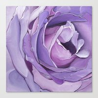 royal Canvas Prints featuring Royal by Jenna Mhairi