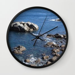 Beside Udo-jinguu Wall Clock