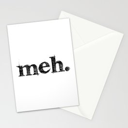meh. Stationery Cards