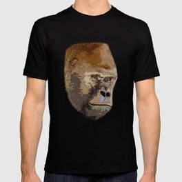 Save The Earth Save Gorillas T-shirt