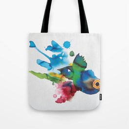 COLORFUL FISH 2 Tote Bag